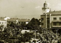 Old Photos from Gostivar, Republic of Macedonia