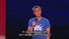 russell howard. and any other moments of joy this comedian brings