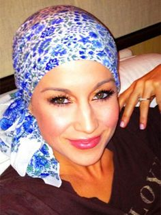 bald women who have cancer photo gallery | ... Gaga Shaved Head for Terry Richardson's Mom Breast Cancer | Teen.com