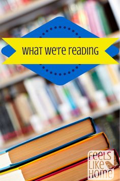Great book suggestions for preschoolers, elementary schoolers, and moms!