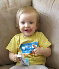 Czy i u Was każda zmiana pieluszki kończy się tym, ze dziecko nie chce oddać maści Bepanthen Baby?  #BepanthenBaby https://www.facebook.com/photo.php?fbid=661963110507543&set=o.145945315936&type=1&theater