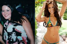 atkins diet before and after | Kelsey Beyers before and after