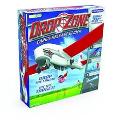 SmartLab Toys Drop Zone Cargo Release Glider Learning & Education Learning Devel