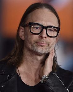 #thomyorke Great Bands, Cool Bands, King Of Limbs, The Man Machine, Colin Greenwood, Atoms For Peace, Paranoid Android, Thom Yorke Radiohead, Soundtrack To My Life