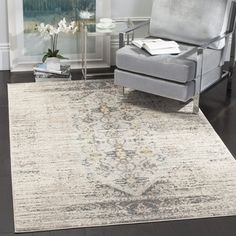 Shop for Safavieh Monaco Grey/ Multi Rug (9' x 12'). Get free shipping at Overstock.com - Your Online Home Decor Outlet Store! Get 5% in rewards with Club O!