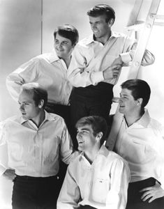 The Beach Boys - one of my favorite bands:) <3