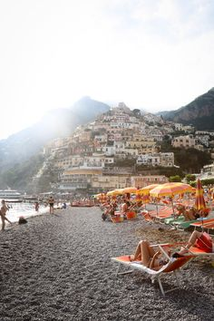 This is the last leg of our trip to Italy… Positano is built almost entirely on the side of mountains—dramatically and precariously so. It practically drips into the sea, defying all expectations of gravity and foundations. One wonders how it came about. I suppose it stands as a testament to the value of the sea …