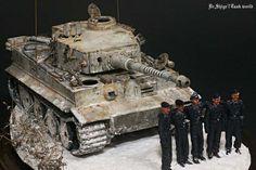 Tiger Ⅰ Ausf.E, LSSAH Michael Wittmann