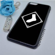 Chicago White Sox Black iPhone 6 Plus | 6S Plus Case