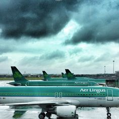 Thanks go to @Peter Thomas Rowe for this one ( #aerlingus Aer Lingus)