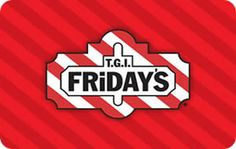 FREE T.G.I. Friday's $5 eGift Card on http://www.icravefreebies.com