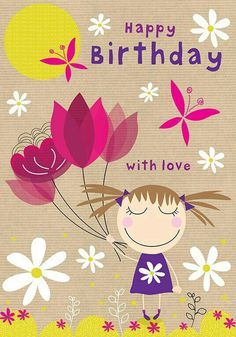 Birthday wishes messages love 29 Ideas Happy Birthday Love, Happy Birthday Pictures, Happy Birthday Quotes, Happy Birthday Greetings, Birthday Fun, Birthday Wishes Messages, Birthday Blessings, Bday Cards, Happy B Day