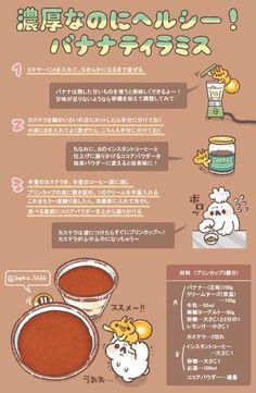Twitter Food Illustrations, Food Menu, Food Art, Sweets, Healthy Recipes, Cooking, Twitter, Tiramisu, Drink