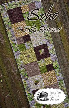Soho Table Runner Pattern