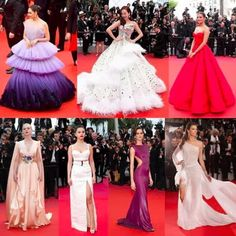 At the opening of the Cannes Film Festival in it was the time when the actresses were competing for the red carpet. On the first day of the opening ceremony, who is the best red carpet? Maternity Dresses For Photoshoot, Funny Pictures Of Women, Strapless Dress Formal, Formal Dresses, Ralph And Russo, Elle Fanning, International Film Festival, Red Carpet Dresses, Cannes Film Festival