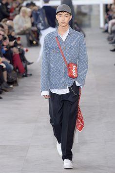 「ルイ・ヴィトン」2017-18年秋冬パリ・メンズ・コレクション | WWD JAPAN.com