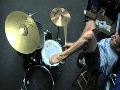People that never give up.  Man born without arms gives dynamite Drum Cover - YouTube