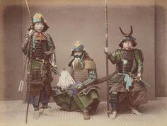 15 Foto Jadoel Kehidupan Masyarakat Jepang Abad ke-19