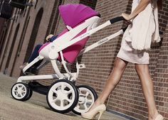 Quinny Moodd and Yezz prams have the wow factor!