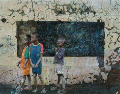 ARSENAL By John Keane. Images of redemption: John Keane in Angola