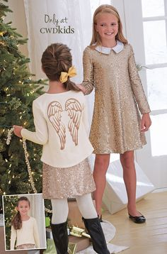 From CWDkids: Sequins Collection