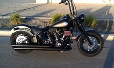 2013 Harley Softail Slim