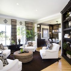 Marvelous Transitional Living Design Ideas Transitional
