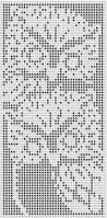 Картинки по запросу filet crochet patterns pinterest