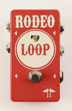 Heavy Electronics Rodeo Loop 2010's | Reverb