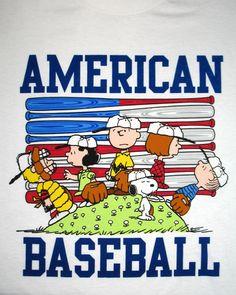 Baseball & Peanuts!