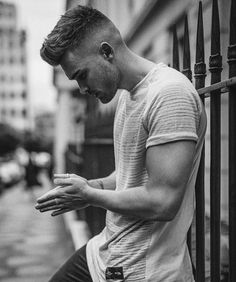 Cool Haircut High Fade