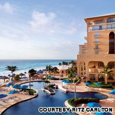 A list of the best hotels in Cancun