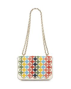 ffd4984bb308 Robinson+Embroidered+Flap-Top+Shoulder+Bag