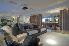 Apartamento clean e elegante (Foto: divulgação)
