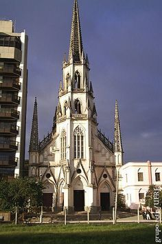 Igreja Nossa Senhora do Carmo - Uruguaiana - RS - Brasil