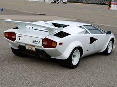 Lamborghini Countach LP5000-S  (classic!)