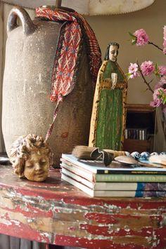 Livros e décor, tudo a ver