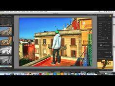 Tutorial Photoshop // Como hacer un HDR de principio a fin - YouTube
