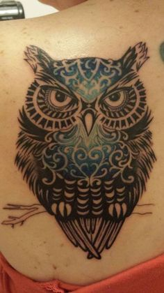 I really want something like this on my back, but more friendly, and a bit more girly looking. Ha. But I love it!