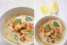 {Soup of the Week} Linsensuppe mit Kokosmilch