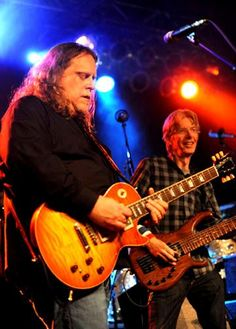 Gov't Mule [10-24-2002] The Fillmore, San Francisco, CA »