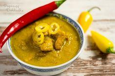 Malezyjskie Curry z kurczakiem i mango