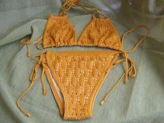 costume donna cotone maglia pizzo di maglieriamagica su Etsy, €45.50