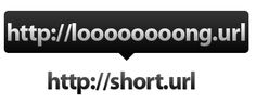 URL shorteners to make it easier for your students when they have to enter a web address.