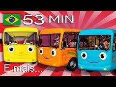 A Roda do Ônibus - Bob Zoom - Vídeo Musical Infantil - YouTube