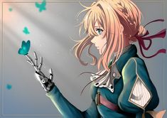Marvelous Learn To Draw Manga Ideas. Exquisite Learn To Draw Manga Ideas. Fanart Manga, Manga Art, Manga Anime, Anime Art, Violet Evergarden Wallpaper, Violet Evergreen, Violet Garden, The Garden Of Words, Violet Evergarden Anime