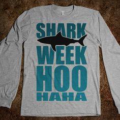shark week oh ha ha