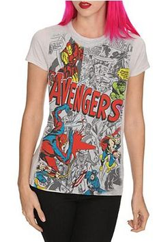 Clothing | Hot Topic #avengers #marvel #musthave