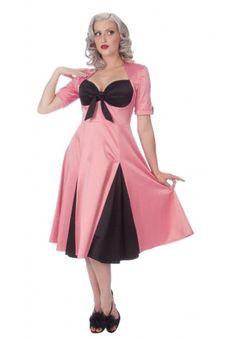 Purple Check 1950s Vintage Dresses  Dress me up: Board 2 ...
