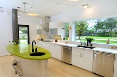 13 Eye-catching Open Kitchen For Fresh Home - Top Inspirations